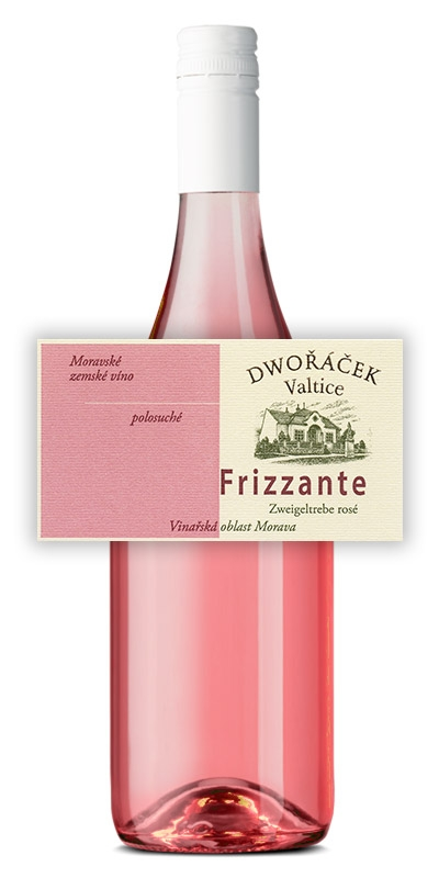 Frizzante - Zweigeltrebe rosé
